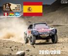 Carlos Sainz, Dakar 2018