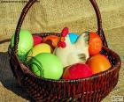 Cesta de Pascua