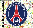 PSG, campeón Ligue 1 2017-2018