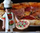 Pizzero de Playmobil