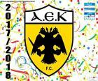 AEK Atenas F.C., Super Lig 2017-18