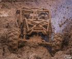 Buggy 4x4 en el barro