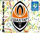 Shakhtar Donetsk, campeón 2017-18