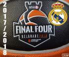 Real Madrid, Euroleague 2018