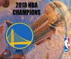 Warriors campeones NBA 2018