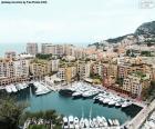 Puerto de Fontvieille, Mónaco