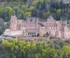 El castillo de Heidelberg es un castillo de origen medieval situado en  la ciudad de Heidelberg, Alemania