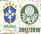 Palmeiras, campeón brasileño 2018