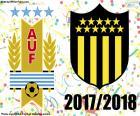 CA Peñarol,campeón Clausura 2018