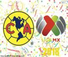 Club América, campeón Apertura 2018