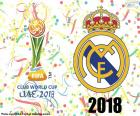 Real Madrid, campeón mundial 2018