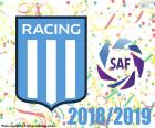 Racing Club, campeón 2018-2019