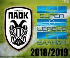 PAOK, campeón 2018-2019