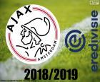 Puzzle de AFC Ajax, campeón 2018-2019