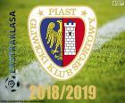 Piast Gliwice, campeón 2018-2019