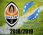 Shaktar Donetsk, campeón 2018-19