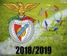 Benfica, campeón 2018-2019