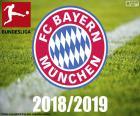 Bayern Munich, campeón 2018-2019
