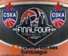 CSKA Moscú,campeón Euroliga 2019