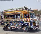 Microbús, Dakar, Senegal