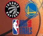 Raptors-Warriors, final NBA 2019