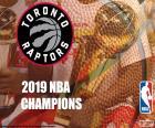Toronto Raptors, campeón NBA 2019