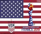 EUA, campeonas del mundo 2019