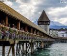 Puente de la capilla, Suiza