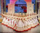 Beriozka, danza rusa clásica