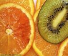 Naranja y Kiwi