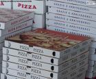 Cajas para pizzas a domicilio