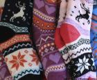 Calcetines de invierno