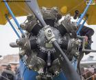 Motor biplano