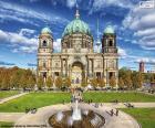 Puzzle de La Catedral de Berlín, Alemania