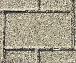 Puzzle de Rectángulo, paralelogramo cuyos cuatro lados forman ángulos rectos entre sí
