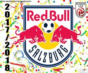 Puzzle de Red Bull Salzburgo, Bundesliga 2017-18