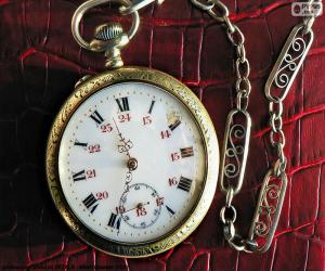 Puzzle de Reloj de bolsillo