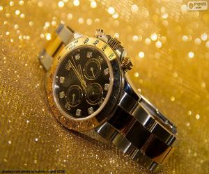 Puzzle de Reloj Rolex