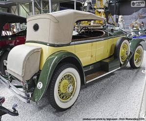 Puzzle de Rolls-Royce, 1929