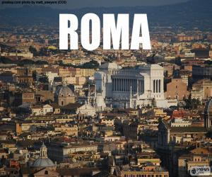 Puzzle de Roma