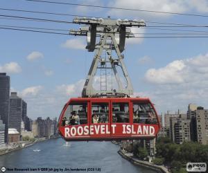Puzzle de Roosevelt Island Tramway