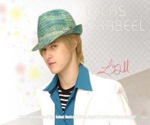 Puzzle de Ryan Evans (Lucas Grabeel), hermano de Sharpay Evans (Ashley Tisdale)