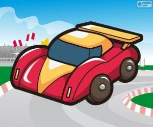Puzzle de Safety car