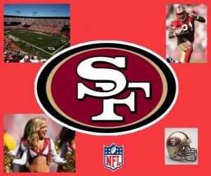 Puzzle de San Francisco 49ers