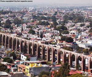 Puzzle de Santiago de Querétaro, MEX