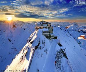 Puzzle de Schilthorn, Suiza