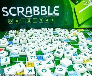 Puzzle de Scrabble