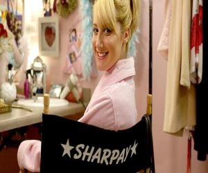 Puzzle de Sharpay Evans (Ashley Tisdale)