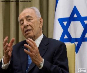 Puzzle de Shimon Peres