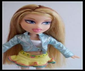Puzzle de Siernna es una amante del deporte, ella está en todos los equipos y es muy activa. Ella es australiana.